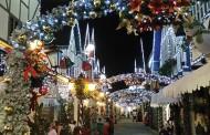 Magia de Natal em Blumenau encanta moradores e turistas