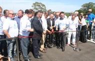 Duplicação da SC-403 é oficialmente inaugurada