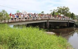 Casan assume culpa pela poluição do Rio do Brás