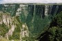 Caminho dos Canyons atrai adeptos do ecoturismo