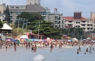 Mais de 5,5 milhões de turistas já visitaram SC neste verão