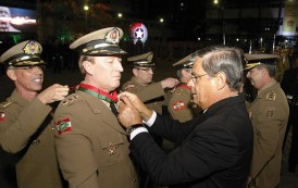 Polícia Militar comemora 181 anos de serviços prestados