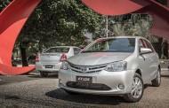 Câmbio automático é a grande novidade da linha Etios 2017