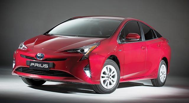 Toyota apresenta a quarta geração do híbrido Prius