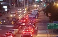 Semáforos geram filas quilométricas