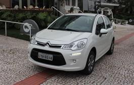 Citroën apresenta o C 3 PureTech com motor de três cilindros