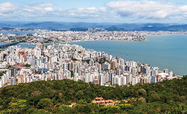 População catarinense cresce 1,3% e chega a 6,9 milhões