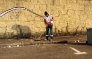 Comcap recolhe quase 2,5 toneladas de santinhos nas ruas da Capital