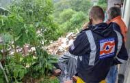 Chuva mantém Prefeitura em alerta nas próximas 24 horas