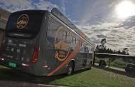 Ônibus movido a energia solar começa a transitar em Florianópolis a partir de março
