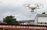 Corpo de Bombeiros Militar usará drones em operações especiais