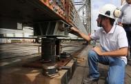 Transferência de carga na ponte Hercílio Luz inicia neste sábado