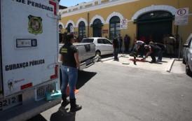 Dois homicídios movimentam policia da Capital nesta sexta-feira
