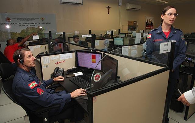 Corpo de Bombeiros relança campanha contra trotes telefônicos