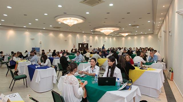 O Business Center é um momento exclusivo para empresas privadas realizar seus negócios (Foto: Divulgação/BNT)