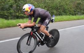 Igor Amorelli chega em terceiro no Ironman Brasil e garante vaga para o mundial