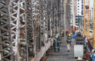 Com restauração em ritmo acelerado, Ponte Hercílio Luz completa 91 anos