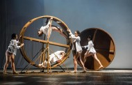 Espetáculo no CIC conta a história das grandes invenções com 200 bailarinos e música ao vivo