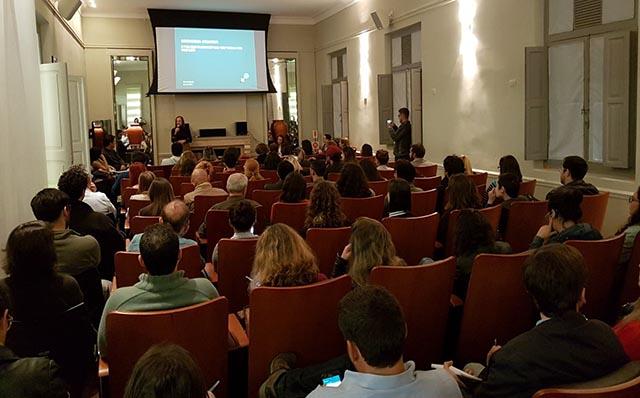Consultora da ONU debate economia criativa em Florianópolis