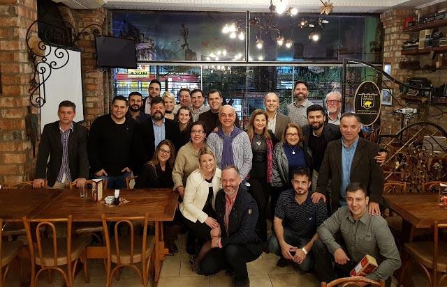 Embaixador Festuris 2017 é lançado em Porto Alegre