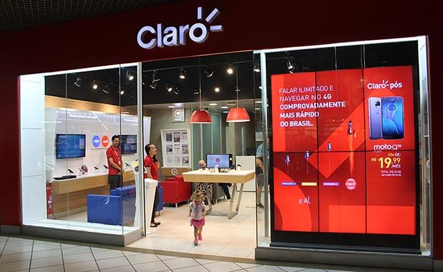 Claro investe em qualidade e confirma o 4,5G para Florianópolis até o final do ano