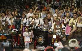 Santa Catarina espera dois milhões de visitantes para as festas de outubro