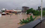 Chuvas causam estragos em 13 municípios do Estado