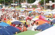 Chuvas continuam impactando a balneabilidade das praias no Estado