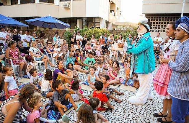 Páscoa em Jurerê Internacional terá atrações infantis, show ao vivo e almoço nos hotéis