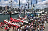 Começa a contagem regressiva para a Volvo Ocean Race em Santa Catarina