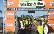 Revezamento Volta à Ilha tem quatro bicampeonatos e quebra de recorde feminino