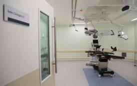 Cirurgias começam a ser realizadas no novo centro cirúrgico do Cepon de Florianópolis