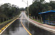 Obra de pavimentação da Rua Padre Rohr é entregue à comunidade