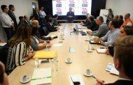 Governador eleito participa de reunião multidisciplinar e dá início a nova etapa da transição