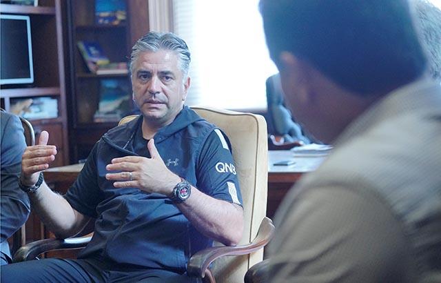 Governador apresenta Estado para representante de um dos maiores grupos internacionais de Turismo