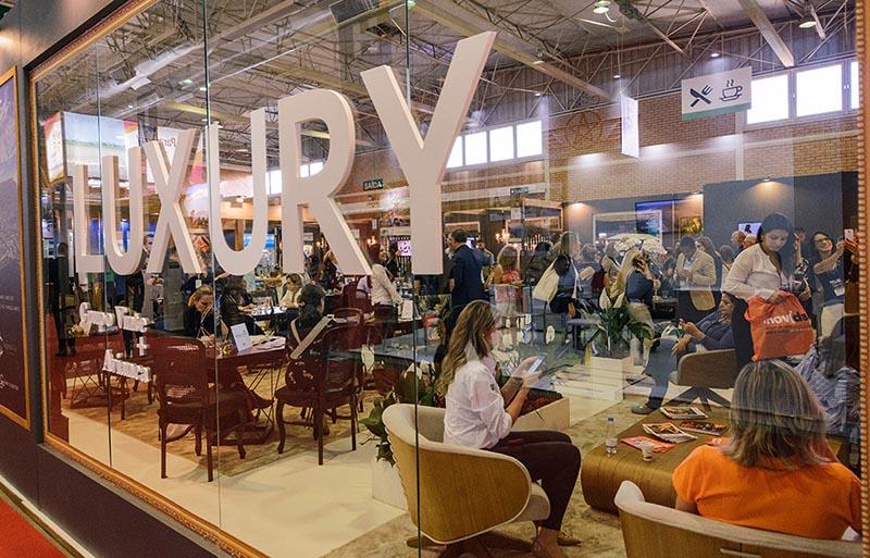 Espaço Luxury terá as principais marcas e destinos do segmento