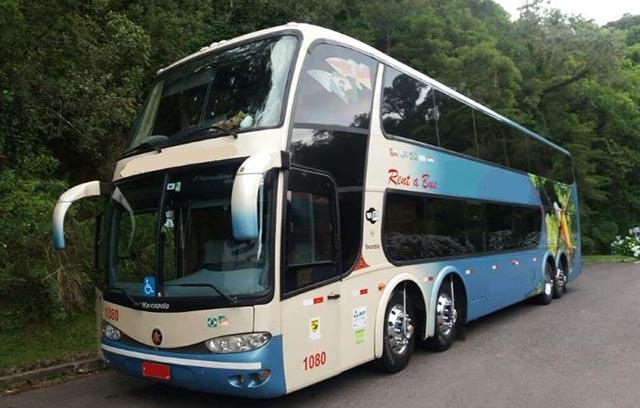 Turismo rodoviário no país foi tema de encontro em Jaraguá do sul