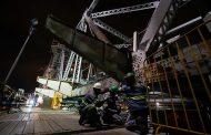 Restauração da Ponte Hercílio Luz entra na reta final