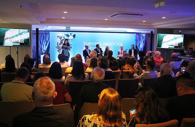 Festuris apresenta novidades para a imprensa em Porto Alegre
