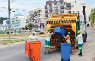 Coleta de lixo nas praias será diária no verão