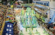 800 mil foliões participaram do Carnaval da Capital