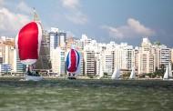 Zeus Team é o Fita Azul na Regata Cidade de Florianópolis