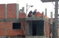 Operário morre de parada cardiorespiratória num prédio em construção no Sítio de Baixo