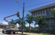 Projeto quer substituir 16 mil pontos de luz na iluminação pública de Florianópolis