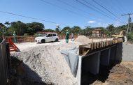 Ponte de Ratones é liberada ao tráfego de veículos