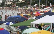 Estrangeiros representam quase 30% dos turistas nesta temporada